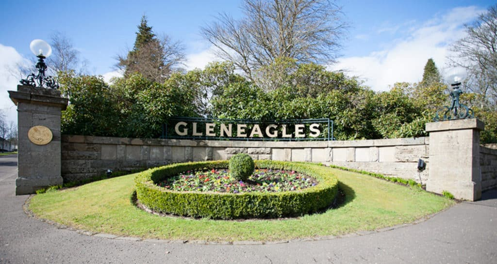 Gleneagles Scotland